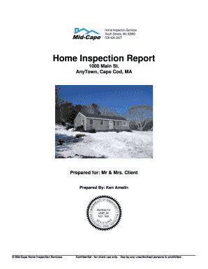 How to Write a Home Inspection Report - nachiorg